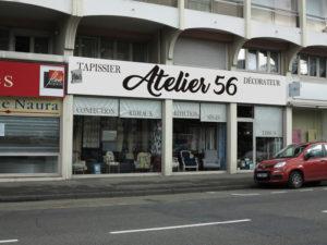 devanture Atelier 56