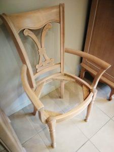 fauteuil sans galette