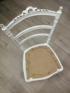 sanglage chaise