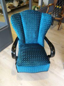 fauteuil art déco après