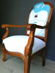 Fauteuil maillot